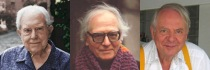 Carter, Messiaen, Stockhausen